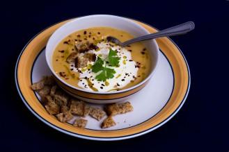 A-Chillie Flake Soup