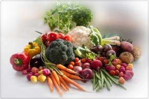 a-vegetable diet