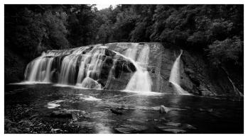 A-Coal Creek Falls