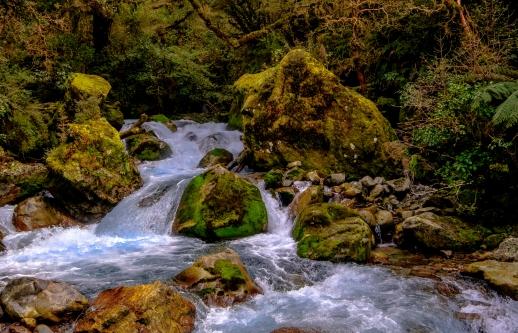 A-Rushing waters 4