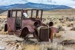 The Horse Driven Car
