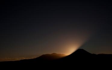 Ngauruhoe Dawn