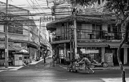 A-streets of Bangkok