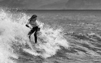 a-surfing