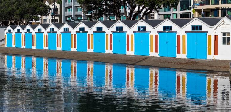 A-The Blue Doors