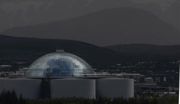 c-Midnight_Sun-Perlan_Reykjavik