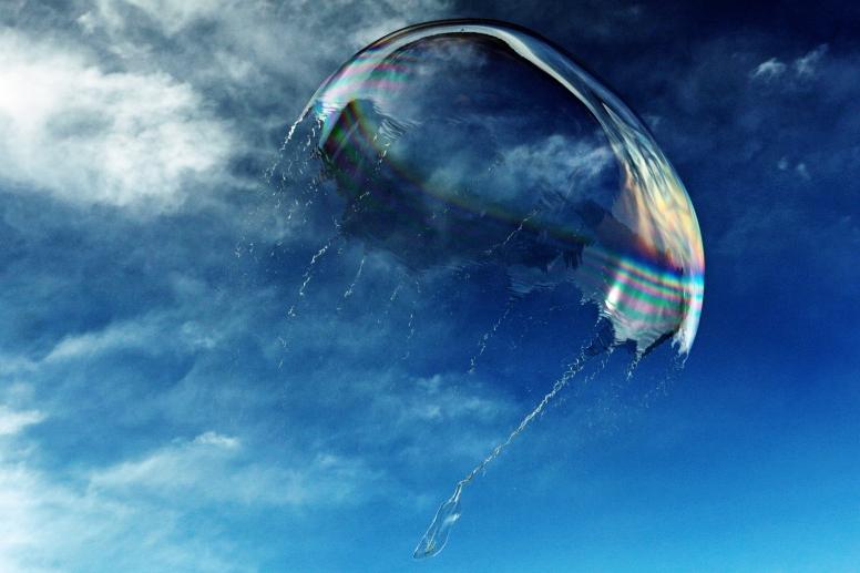 Burst Bubble