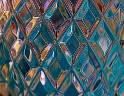 turquoise-diamond-pattern