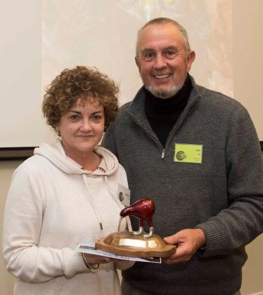 Eunice Giblin (on behalf of Brian Giblib) - Best Nature Award