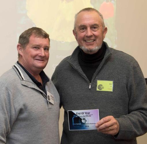 Steve Davison - Floral (honours)