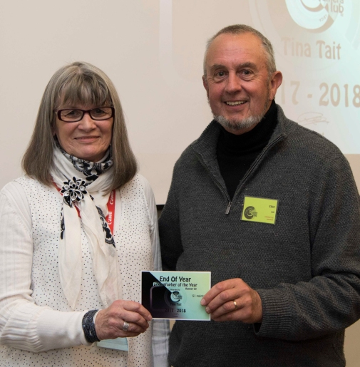Tina Tait - Runner Up Photographer Of The Year