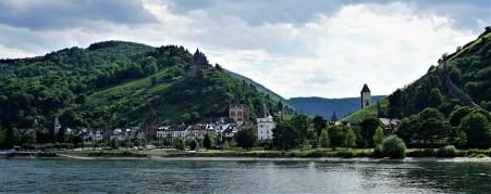 B-Bacharach on Rhine
