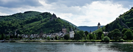 B-Bacharach on Rhine