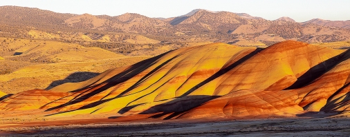 b-Painted Hills Oregon