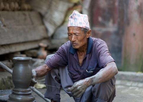B-Potter_Kathmandu_Street