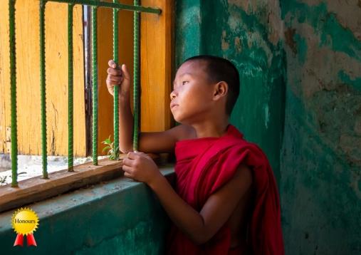 a-Quiet contemplation