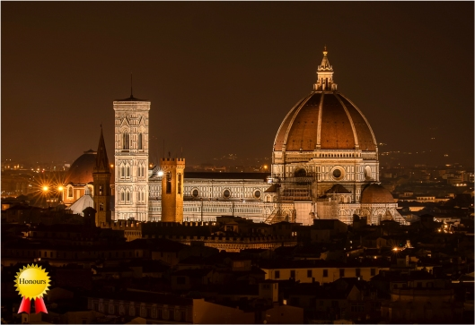 a-Florence-CathedralHonours