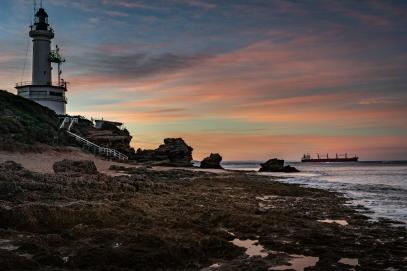 b-Port Lonsdale Sunrise