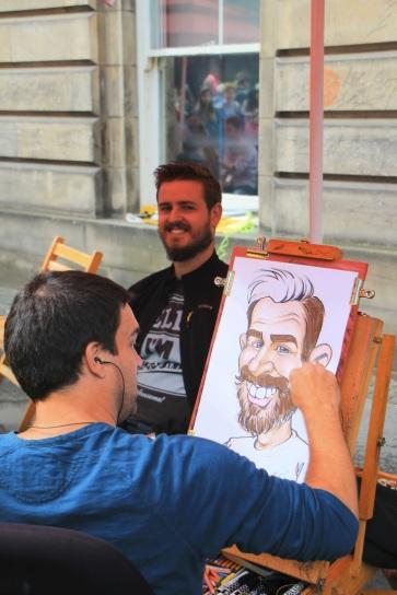 b-Street Artist