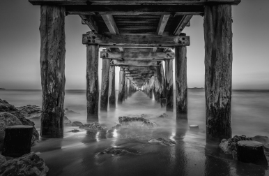B-Under the Pier