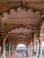 b-Red Fort Agra
