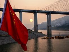 a-Sunrise on Yangtze