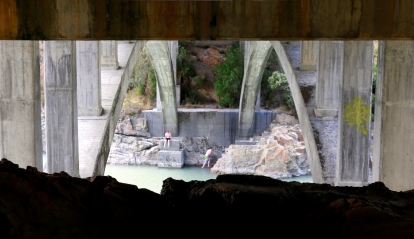 C_No.2 Rakaia Bridge