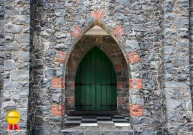 b-The_Green_Door_Jim Lowe_1956_Honours
