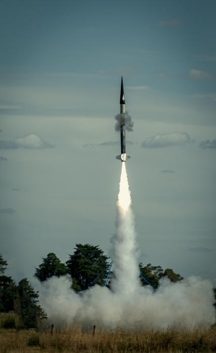 A-Rocket Launch